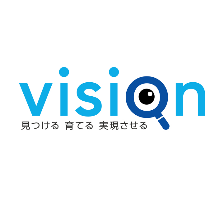 株式会社vision様/ロゴマーク作製